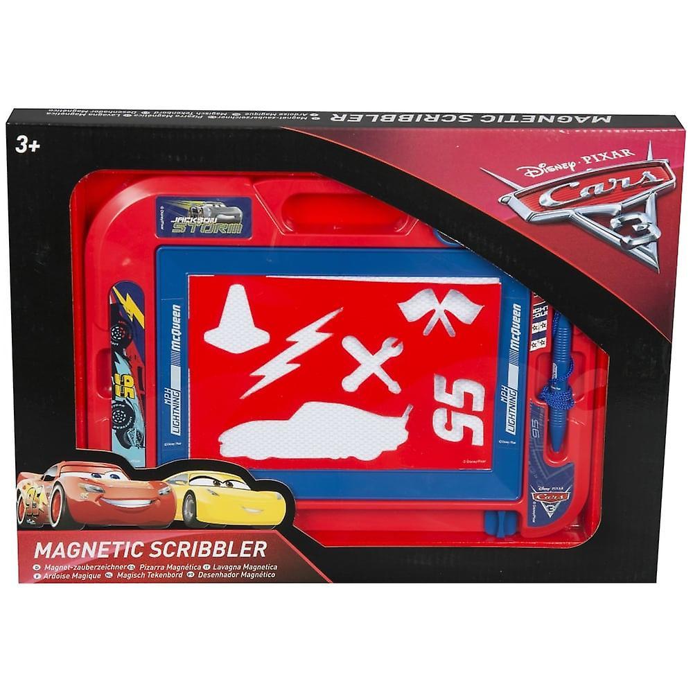 Disney Cars medium Magnetic Scribbler