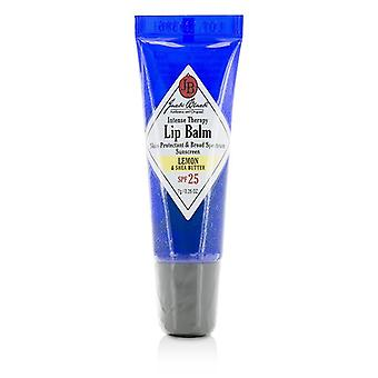 Jack Black intensieve therapie lippenbalsem SPF 25 met citroen & Shea boter 7g/0.25 oz