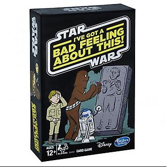 Hra na večírek-Star Wars ' mám z toho špatný pocit