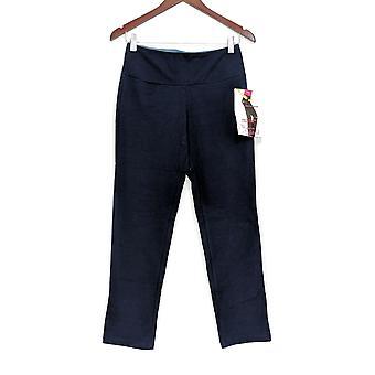 Femmes avec contrôle Slim Leg Pants w/ Tummy Control Blue A225790