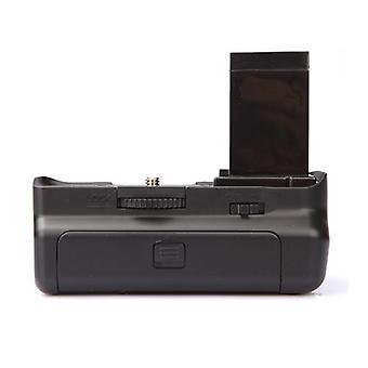 Dot.Foto batterijgrip: Werkt Canon type BG - 100D met LP-E12 batterij compatibel met Canon EOS 100D / EOS Rebel SL1