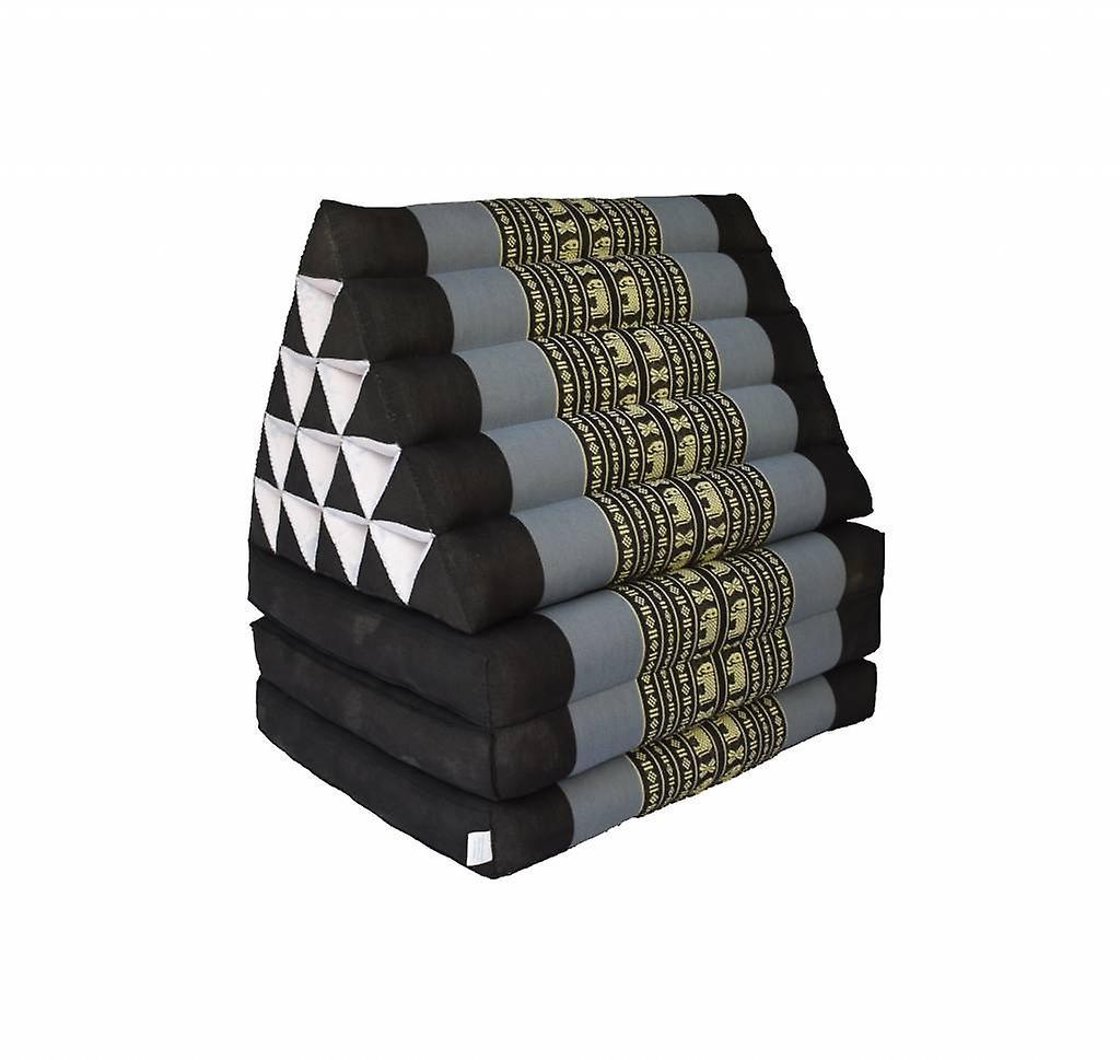 Thai Folding Mattress Triangle Pillow XL 3 Mat