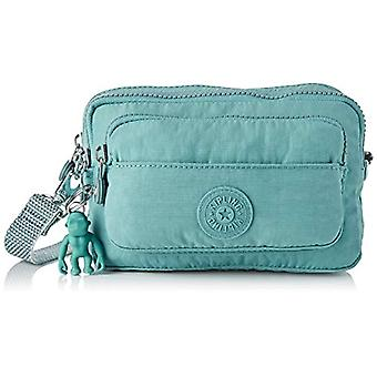 Kipling Multiple - Blue Women's Shoulder Bags (Aqua Frost) 20x13x7.5 cm (B x H T)