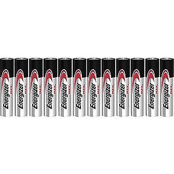 Energizer Max LR03, 12+4 ilmaiseksi AAA akku Alkali-mangaani 1,5 V 16 kpl