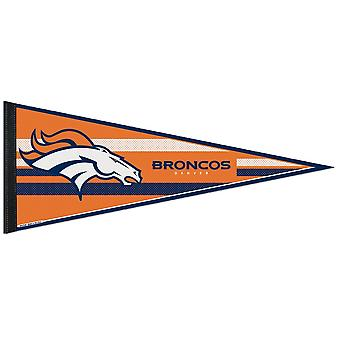 Wincraft NFL tuntui Pennant 75x30cm-Denver Broncos