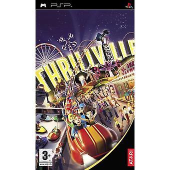 Thrillville (PSP) - Nouveau
