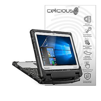 Celicious Matte Anti-Glare Screen Protector Film Compatible with Panasonic Toughbook CF-33 [Pack of 2]