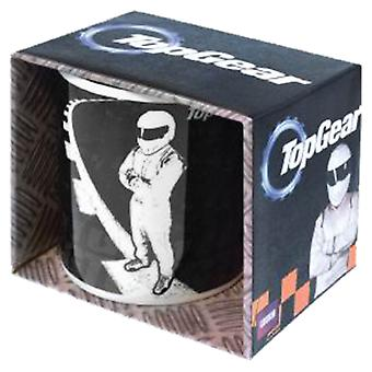 Top Gear The Stig and Racetrack Boxed Mug