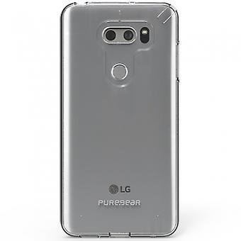 LG V30 PUREGEAR MAGRO CASO SHELL - CLARO