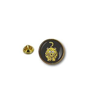 Pine PineS Badge PIN-apos; s metal broche Leopard