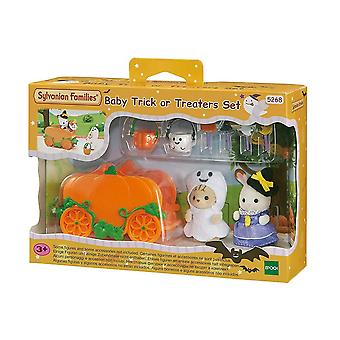 Sylvanian Families Baby Trick Or Treaters Set - Halloween - 5268