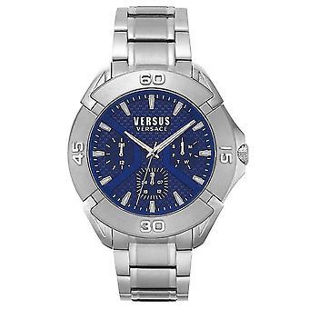 Versus Versace VSP1W0619 Men's Rue Oberkampf Wristwatch