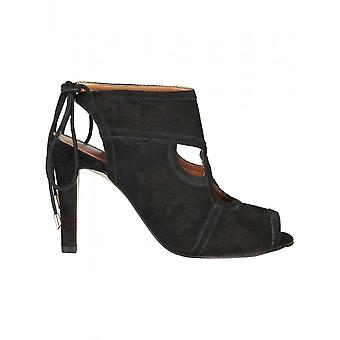 Pierre Cardin - Chaussures - Sandalette - ELOISE-NERO - Dames - Schwartz - 40