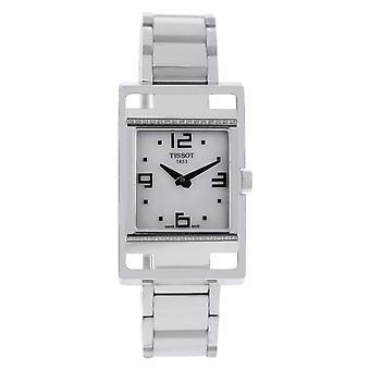 Tissot Frauen's T-Trend Perlmutt Zifferblatt Uhr - T032309111701