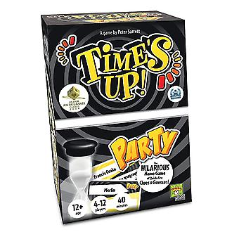 Time's Up Party UK Edition