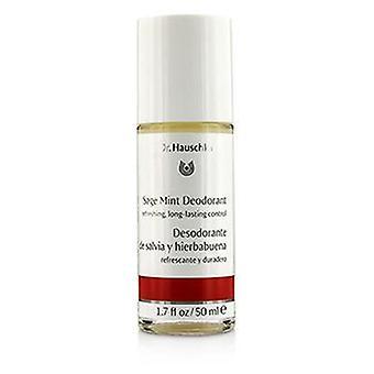 Dr. Hauschka Sage Mint Deodorant - 50ml/1.7oz