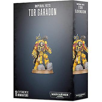 Games Workshop Warhammer 40,000 - Imperial Fists: Tor Garadon