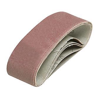 Sanding Belts 40x305mm 5pk - 120 Grit