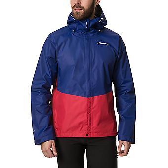 Berghaus Mens Deluge Vented Shell Waterproof Hydroshell Jacket