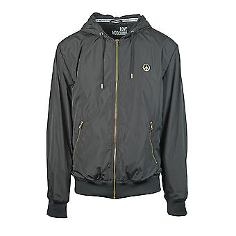 Love Moschino M H 756 80 T 9722 Black C74 Jacket