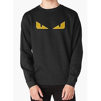 Fendi monster ögat sweatshirt