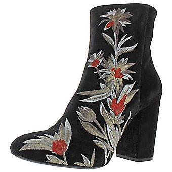 Kenneth Cole New York Frauen Samantha Wildleder Mandel Toe Mid-Calf Mode Stiefel