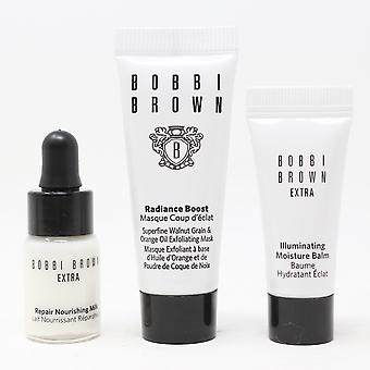 Bobbi Brown Mini Glow Trio New In Box