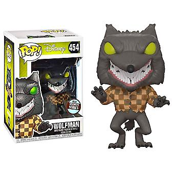 The Nightmare Before Christmas Wolfman Specialty Store Pop!