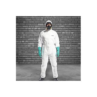 Portwest biztex sms workwear coverall overall type 5 / 6 st30 box of 50