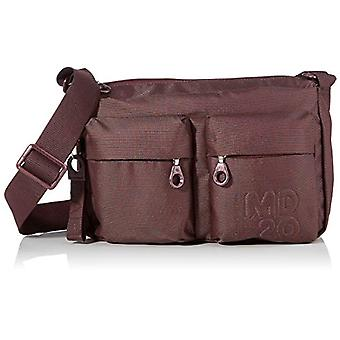 Mandarin Duck Md20 Minuteria Purple Women's Shoulder Bag (Balsamico) 28x18x9cm (W x H x L)