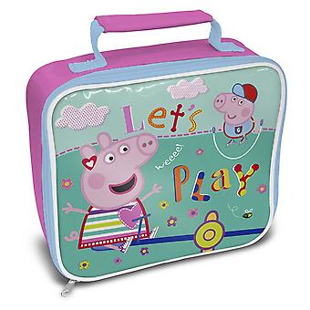 Peppa Pig Play Cool Lunch-Bag