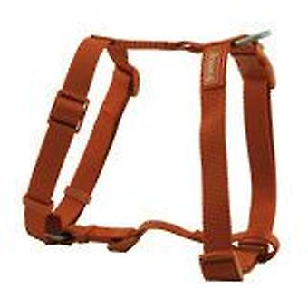 Freedog Harness Nylon Basic Red Tile (Dogs , Collars, Leads and Harnesses , Harnesses)