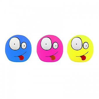 Pawise Juguete Vinyl Funny Face (Dogs , Toys & Sport , Chew Toys)