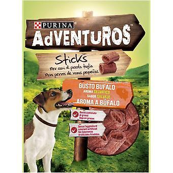 Adventuros AdVENTuROS Mini Sticks - with Buffalo Flavour