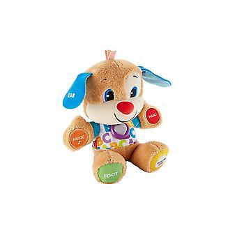 Fisher-Price FPM43 śmiać się i Dowiedz się zabawka Puppy poziomy nauki