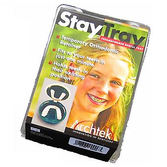 Archtek stay tray temporary replacement for lost retainers, 1 ea
