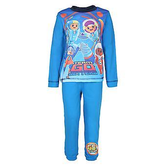 Go Jetters Officiële Gift Baby Peuter Boys Pyjama's