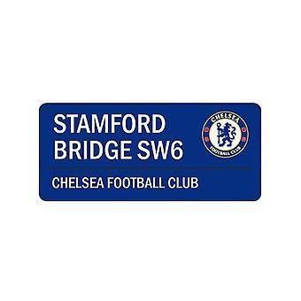 Chelsea FC Stamford Bridge Street Signe