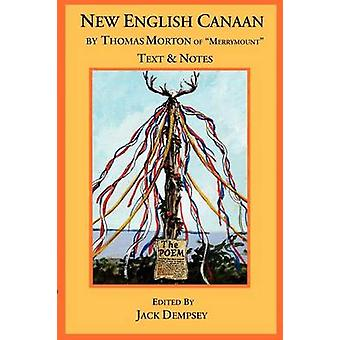 New English Canaan Notes  Text by Dempsey & Jack
