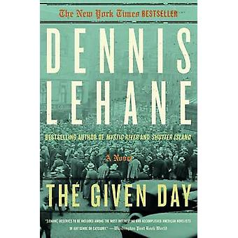 The Given Day by Dennis Lehane - 9780380731879 Book