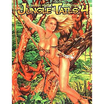 Jungle Tails - A Gallery Girls Collection - v. 4 - 9780865620728 Book