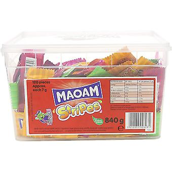 MaoaM Stripes (120) pieces 840g