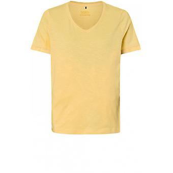 Olsen Gele Jersey T-shirt