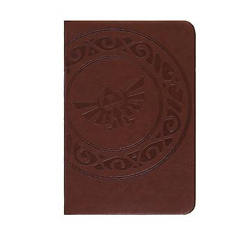 Zelda, A6 Notebook - Triforce