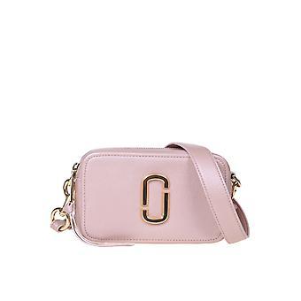Marc Jacobs M0016484684 Women's Pink Leather Shoulder Bag
