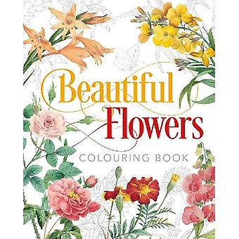 Beautiful Flowers Colouring Book by Pierre-Joseph Redoute - 978183857