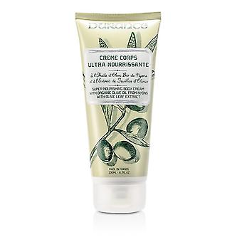 Durance Super Nourishing Body Cream with Olive Leaf Extract 200ml/6.7oz