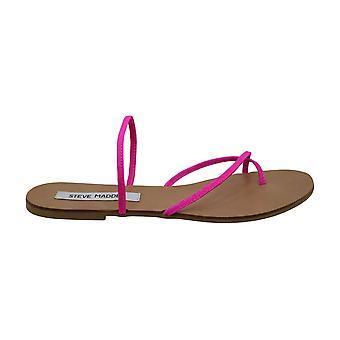 Steve Madden mujeres sabio punta abierta casual slide sandalias