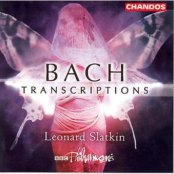 J.S. Bach - Bach: Importación de USA de transcripciones [CD]