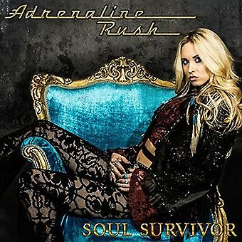Adrenaline Rush - Soul Survivor [CD] USA import